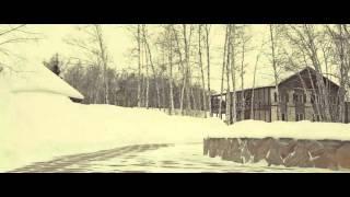 Свадьба на природе зимой в клубе