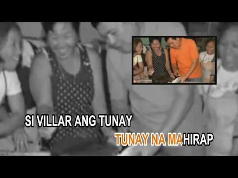 Manny Villar Karaoke