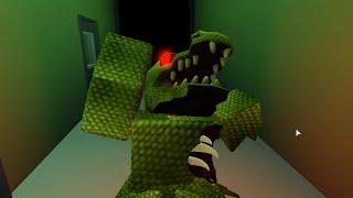ROBLOX CROCODILE PIGGY GUESTY JUMPSCARE FAST MOTION