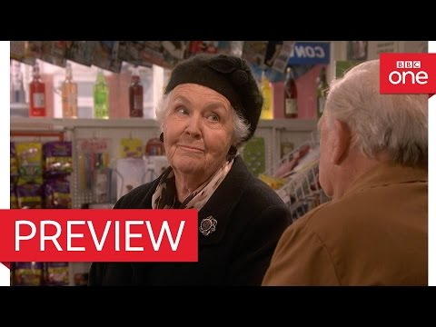 Mrs. Featherstone's empty bed  Still Open All Hours: Series 3 Episode 3 P  BBC One
