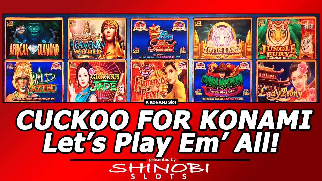 Free Slots Konami