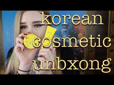 [e] KOREAN COSMETIC UNBOXING again  |  DeniseOnLine