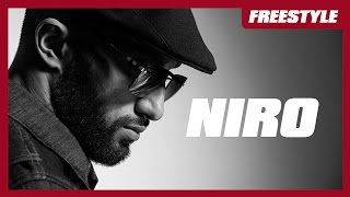 Niro en freestyle dans Planète Rap