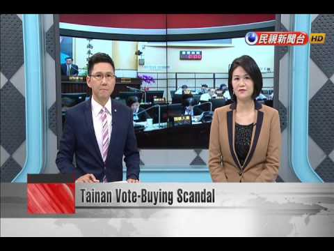 Tainan Vote-Buying Scandal