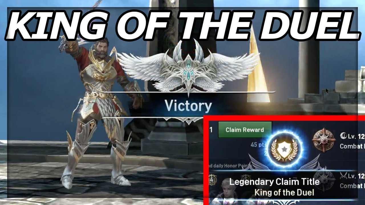 Lineage 2: Revolution Gameplay Tips - Guide to the ARENA! by Lineage 2:  Revolution Gameplay Tips