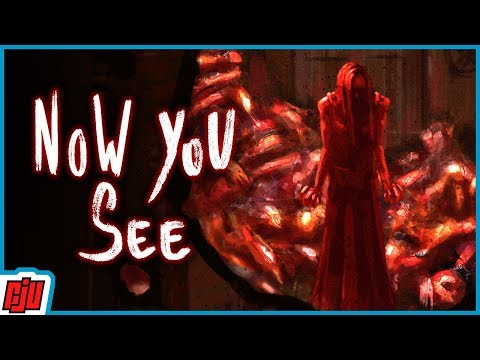 Now You See Part 2 | Indie Horror Game | PC Gameplay Walkthrough
