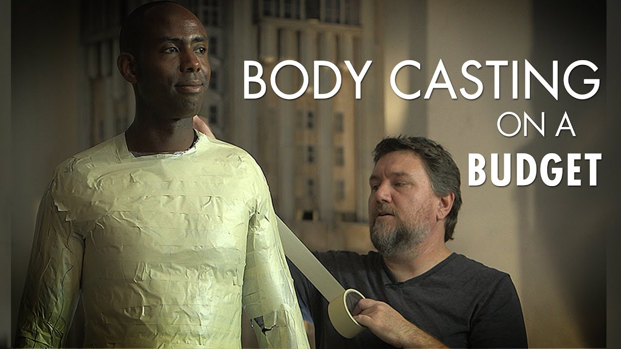 How to Body Cast and Create a Custom Mannequin on a Budget - PREVIEW