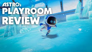 Astro's Playroom Review - A Love Letter To Play (Video Game Video Review)
