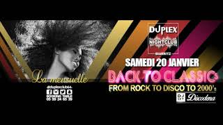 20janvier 2018 BackToClassics Duplexclub biarritz