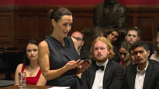 Lisa Ann | Porn Has No Place In Sex Education (8/8) | Oxford Union