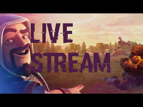 Clash Of Clans Live Stream | Road To max TH 8  Base Reviews