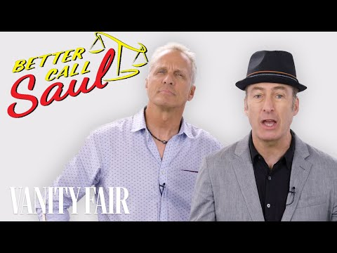 """The Cast Of """"Better Call Saul"""" Recap The First 3 Seasons In 10 Minutes   Vanity Fair"""