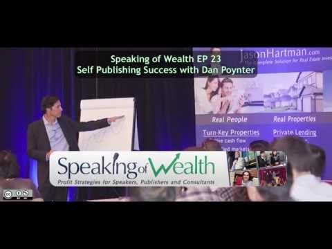 Speaking of Wealth EP 23 Dan Poynter: Self-Publishing Success