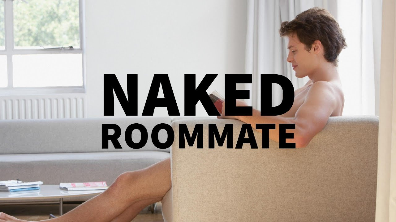 Naked Roommate In The Shower