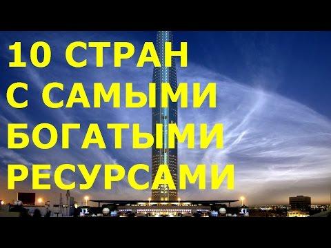 Смотреть фото 10 стран с самыми богатыми природными ресурсами. новости россия москва