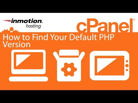 How to Find You Server's Default PHP Version in cPanel