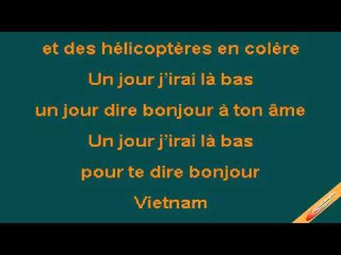 Bonjour Việt Nam Karaoke Phạm Quỳnh Anh CaoCuongPro   YouTube