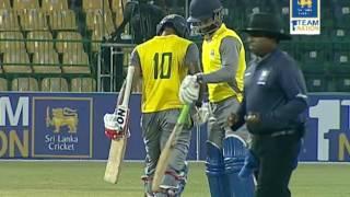 HIGHLIGHTS: Kandy vs Galle, SLC Super Provincial Tournament