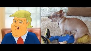 Trumptoon 3: Doggy Style