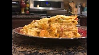 The Ultimate Seafood Lasagna by The Cajun Ninja