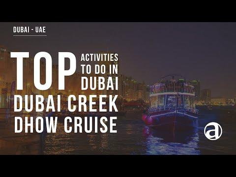Dhow Cruise Dubai | Creek | Dubai Top Attractions | Dubai Tours | UAE | Concierge antropoti