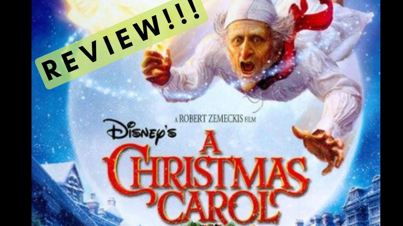 Movie Review: Disney's A Christmas Carol (2009) With Jim Carrey - YouTube