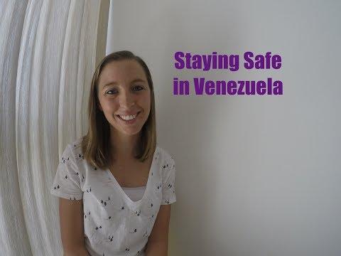ExpatsEverywhere: Staying Safe in Venezuela