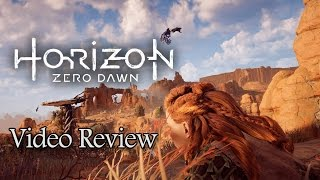 Horizon Zero Dawn Review (Video Game Video Review)