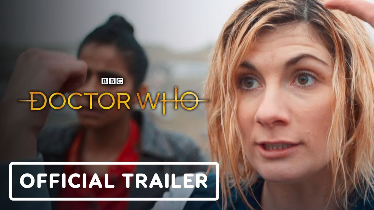 Download Doctor Who - Official SDCC 2021 Season 13 Trailer (2021) Jodie Whittaker, Mandip Gill