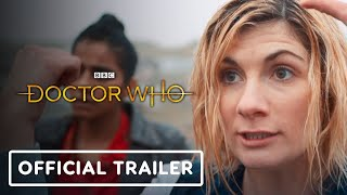 Doctor Who - Official SDCC 2021 Season 13 Trailer (2021) Jodie Whittaker, Mandip Gill