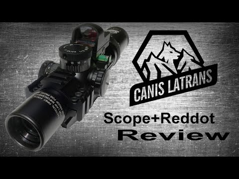 Scope + Reddot Review - Canis Latrans