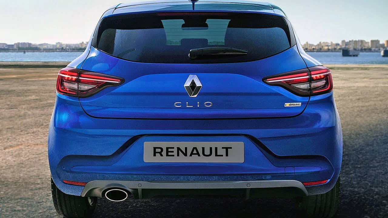 Renault Clio 5 2019 Design Interior Features