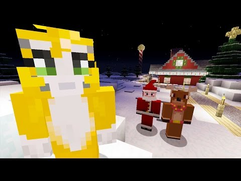 Minecraft Xbox - North Pole [367]