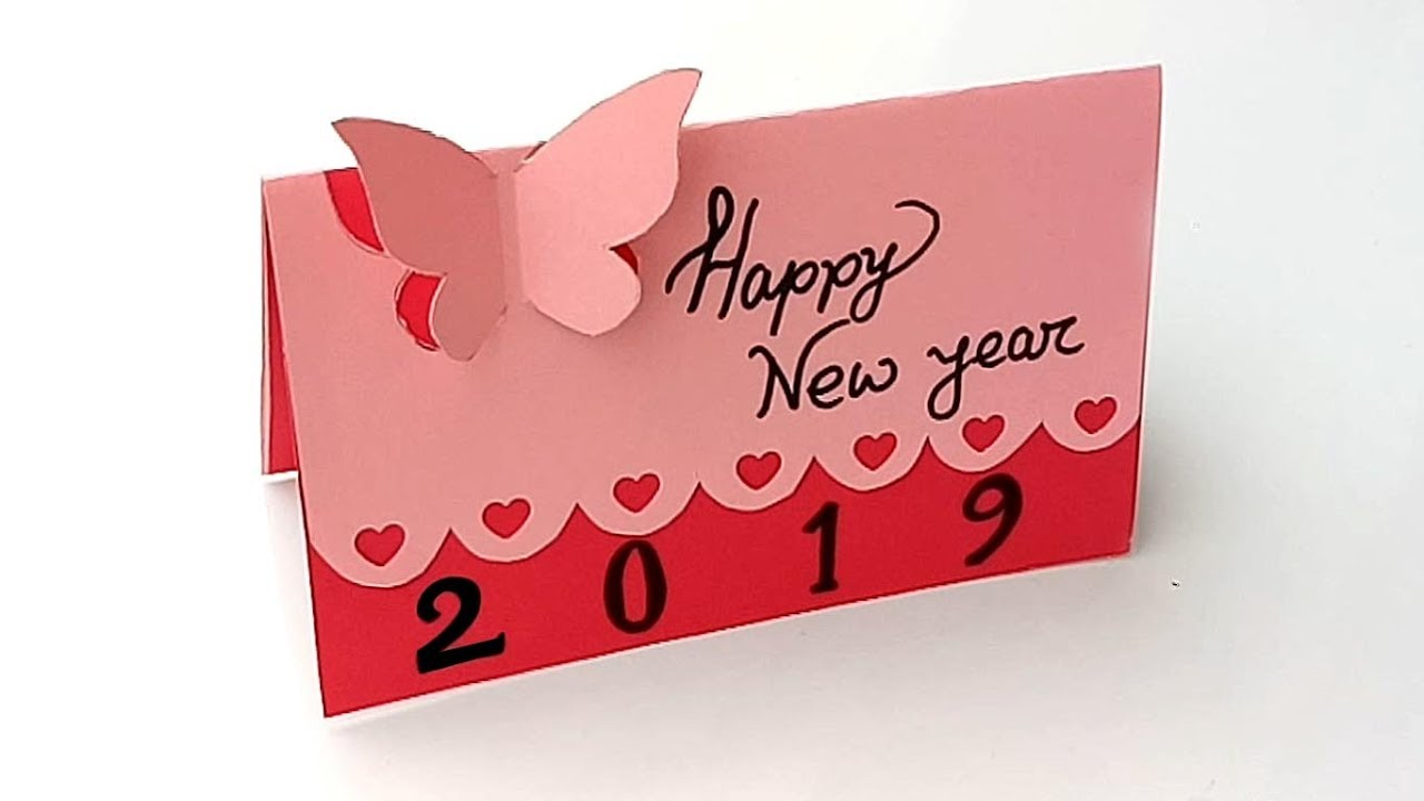 Happy New Year Greeting Card 41