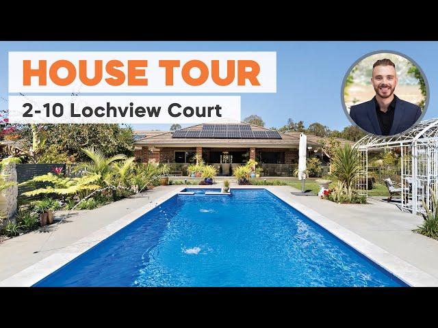 2 - 10 Lochview Court, Tamborine   House Tour    Nathan Simon