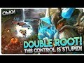 DOUBLE ROOT OP!! Vainglory 3v3[Ranked] Gameplay - Reim |CP| Jungle Gameplay