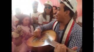 مهرجان د حجازى بقناة السويس الجديدة وأول غنوة للقناة