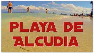 Alcudia Beach - Majorca