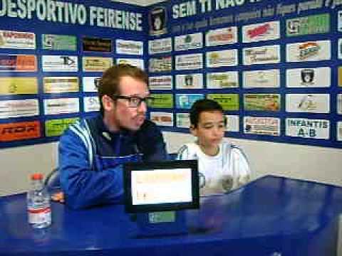 Benjamnis AA - CD Feirense 0 vs AD Sanjoanense 0