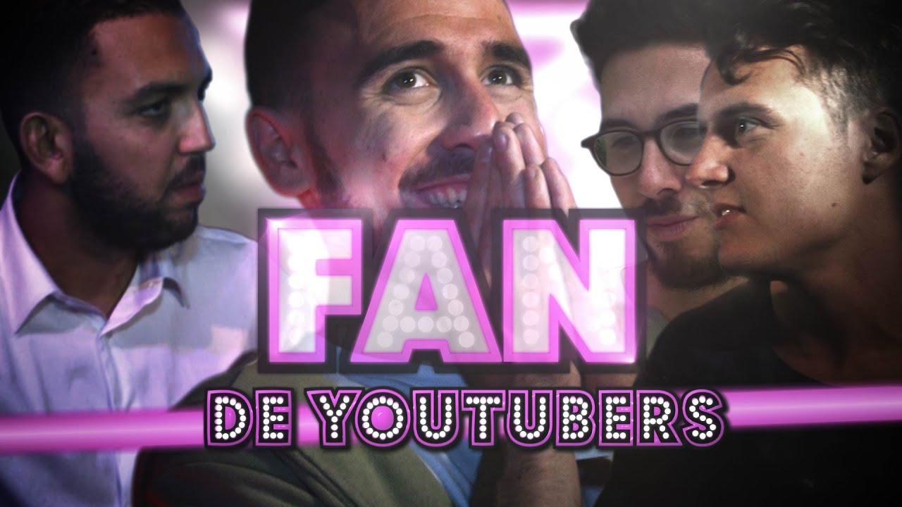 Anthony, fan des Youtubers – Anthony Lastella, Hugo tout Seul, Kemar, Jhon Rachid