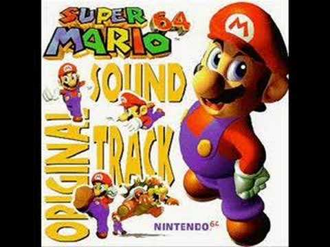 Metal Mario Theme Super Mario 64