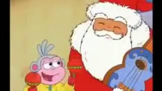 Dora et le père noël chanson francer