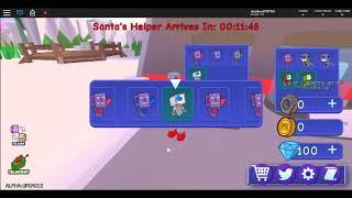 Battle Bot simulator in Roblox
