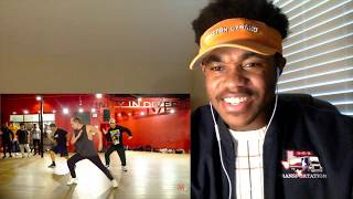 FILTHY  Justin Timberlake | Choreography by Alexander Chung REACTION