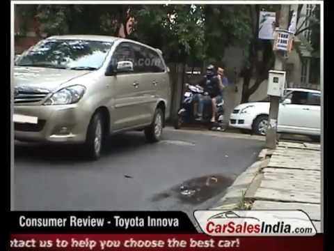Toyota Innova Car Review - CAR VIEW by CarSalesIndia.com