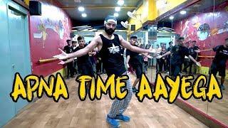 Apna Time Aayega | Gully Boy | Atamjeet Dance Choreography | Atamjeet institute of dance & arts