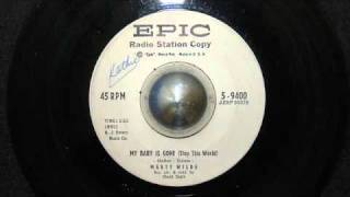 Marty Wilde / My Baby Is Gone
