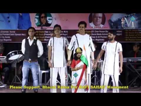 Tu Na Rona Ke Tu Hai Bhagat Singh Ki Maa - Anil Abhua LIVE