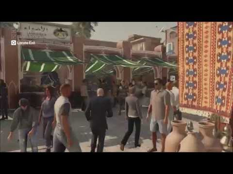 Hitman 2016 Stealth Ep.3(Suit Only, No KO,No Kills,Accidents)1080p60Fps