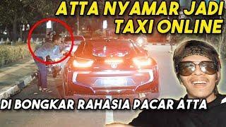 DIA KAGET TAXI ONLINE BMW i8 😱 Atta Nyamar Driver ONLINE Part 3